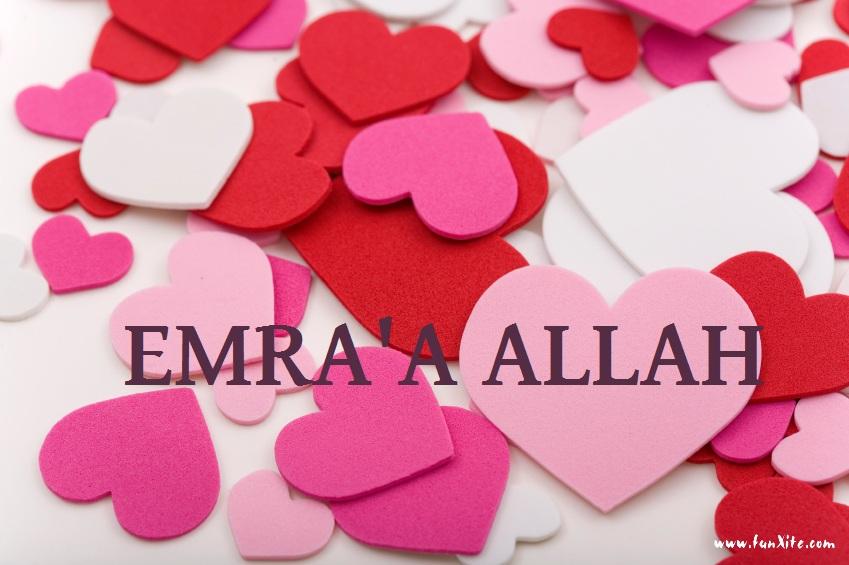 EMRA'A ALLAH