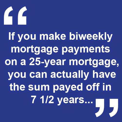 How Can You Cut 7 1 2 Years Off Your Mortgage Toronto