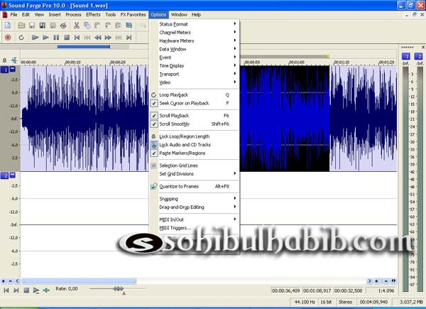 Sound forge скачать бесплатно - sound forge 10 0с build 491.