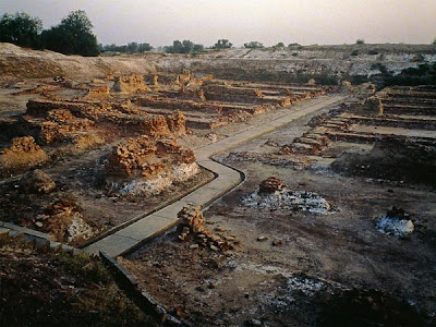 New evidence shows Harappan civilization not as peaceful as popularly thought