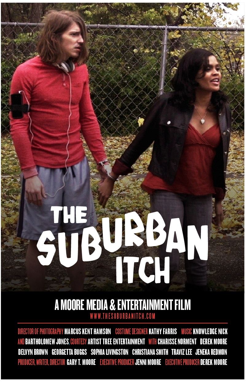 The Suburban Itch Poster