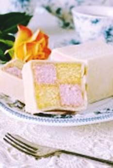 Gambar resep kue Battenburg Cake