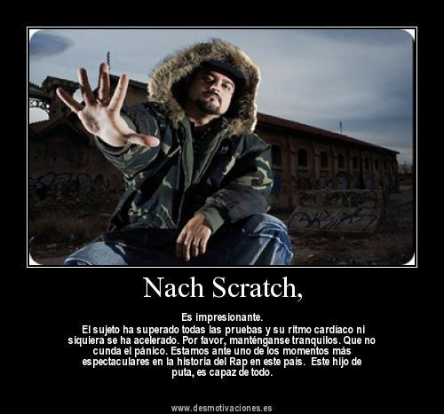 letra d nach: