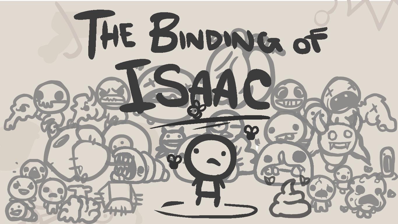 binding of isaax