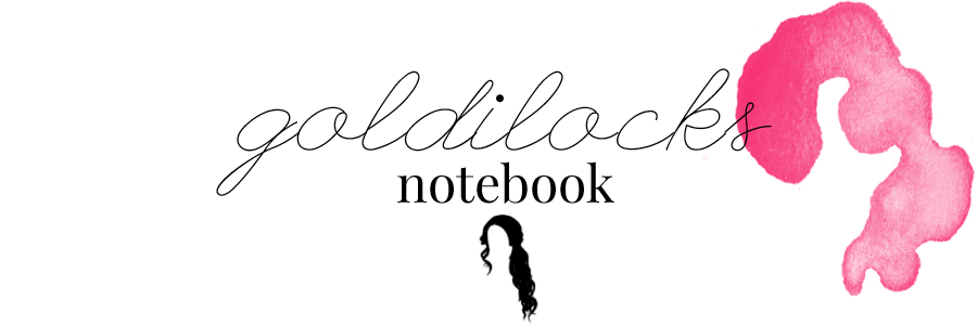 Goldilocks Notebook