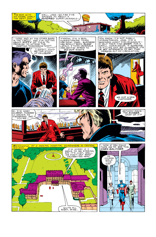 Captain America (1968) Issue #319 #247 - English 10