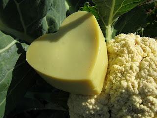 Jabón y coliflor