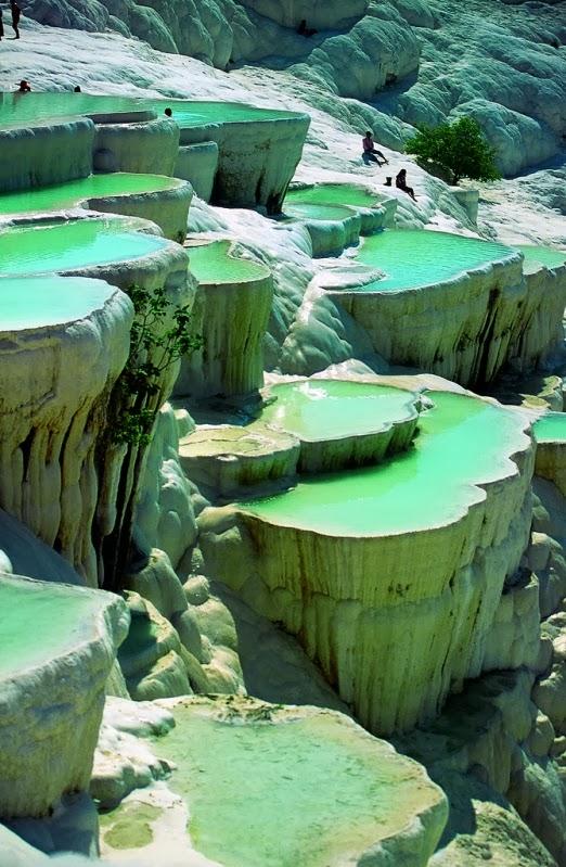 greenish blue colour