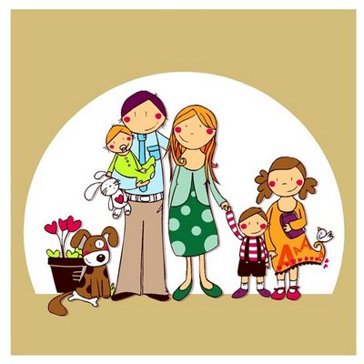 04 marzo dia familia: