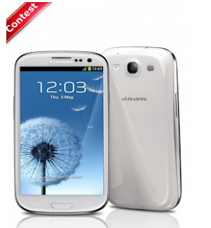 Contest to win Samsung Galaxy S3