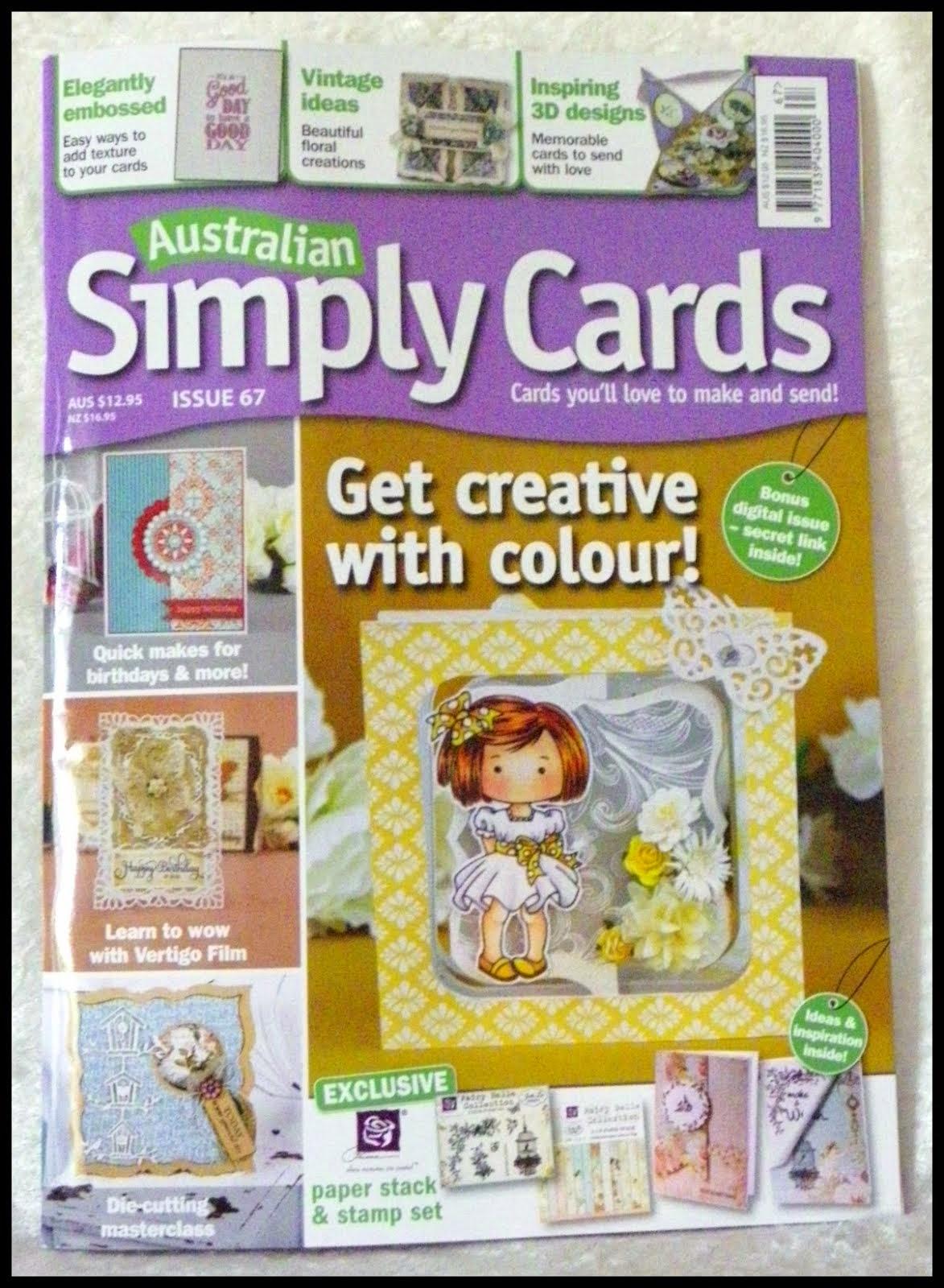 Australian Simply Cards #67