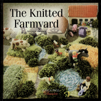 The Knitted Farmyard by Hannelore Wernhard