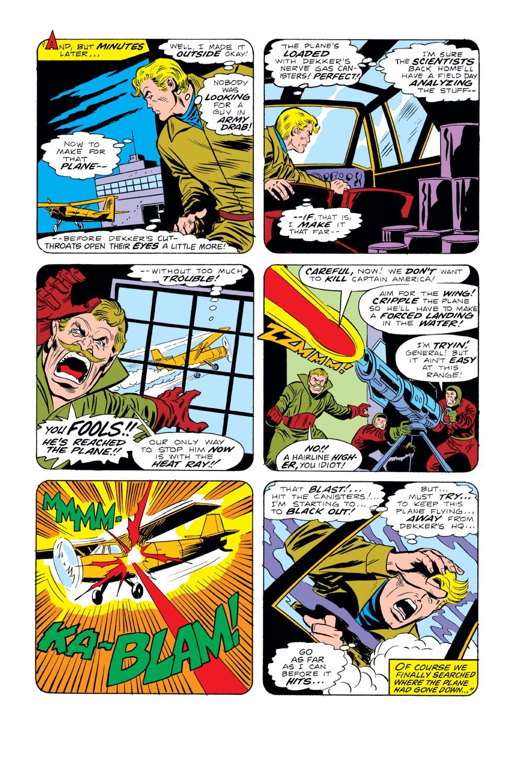 Captain America (1968) Issue #220 #134 - English 11
