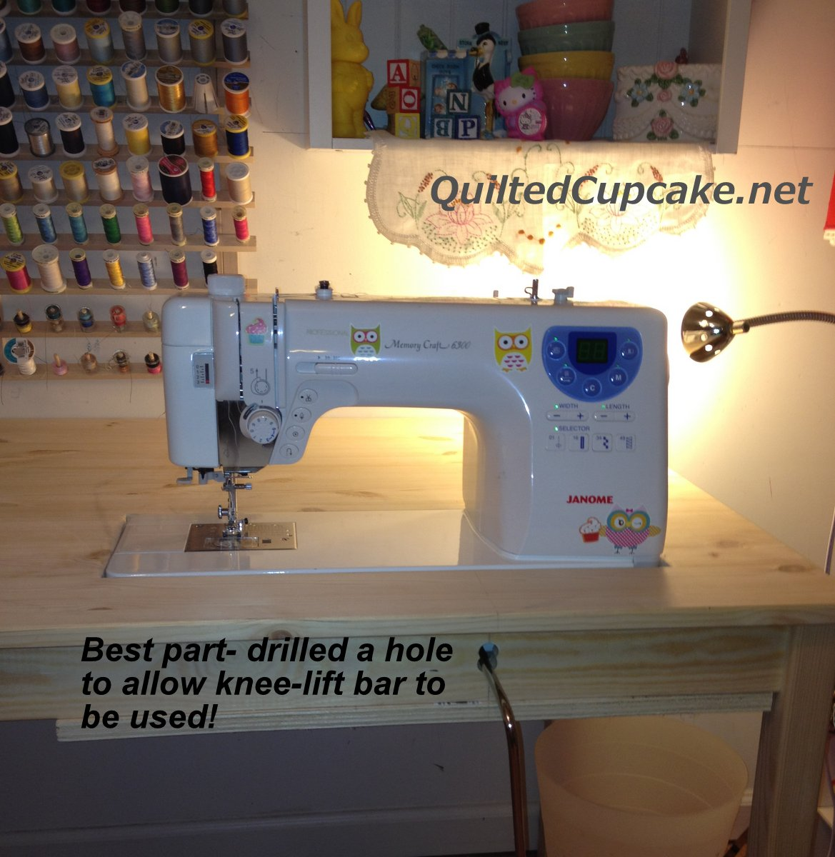 Quilted Cupcake