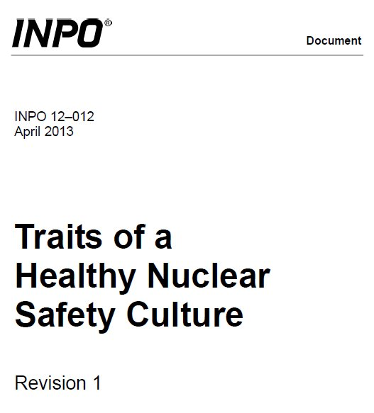 Safety Culture Essay