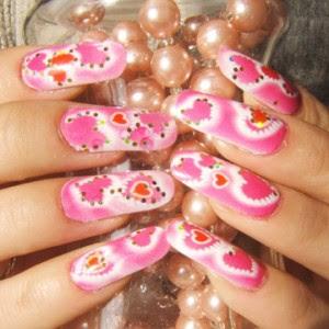 Beautiful Nail Art and Designs