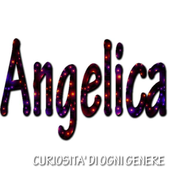 storia il nome angelica significa messaggero è di origine greca e il