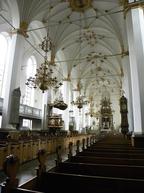 Trinity Church Copenhagen