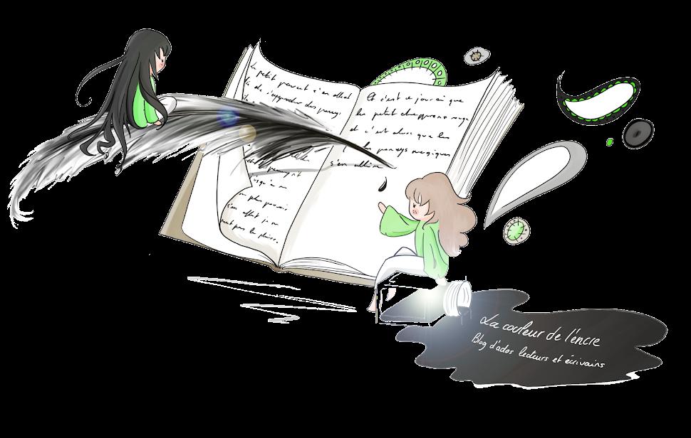 La  Couleur  de  l'Encre     Blog d'ados lecteurs & écrivains