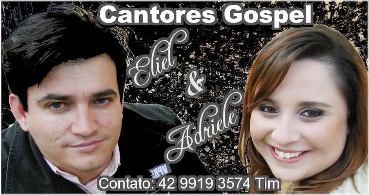 Eliel Cruz e Adriele