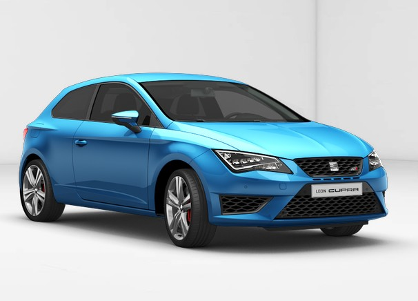 seat leon cupra iii 2016 couleurs colors. Black Bedroom Furniture Sets. Home Design Ideas