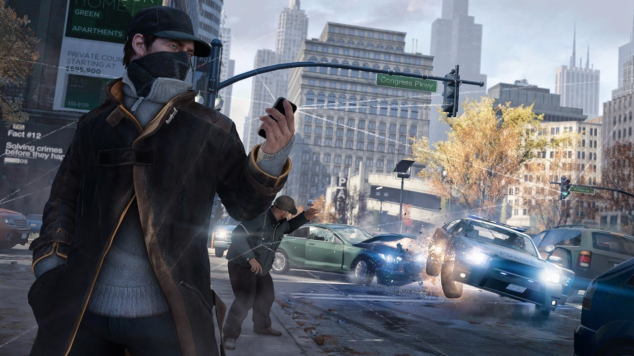 Watch Dogs screenshots