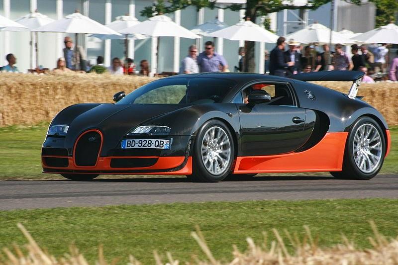 A Bugatti Veyron 16.4 Super Sport World Record Edition   The Fastest Road  Legal Production Car Reaching 431 Km/h (268 Mph)