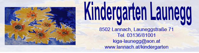 Kindergarten Launegg