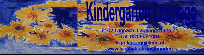 Kindergarten Launegg