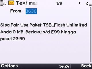 Cara E99 Kartu Telkomsel Januari 2014