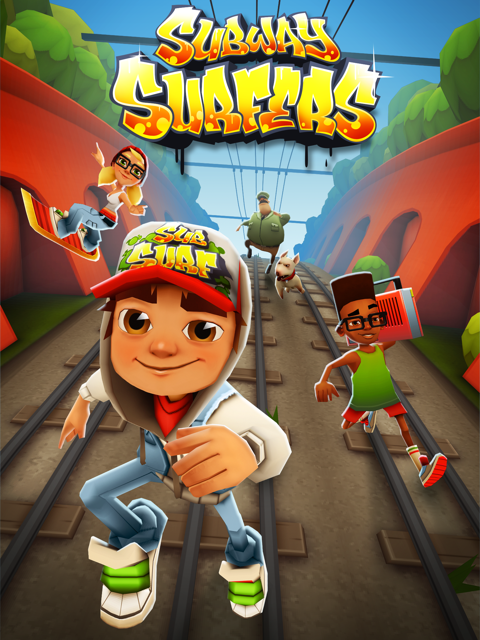 free online games subway surfer