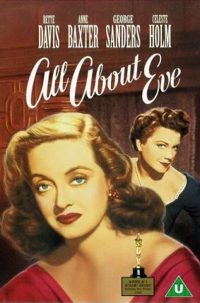 What inspired band name All About Eve - All about Eve film poster
