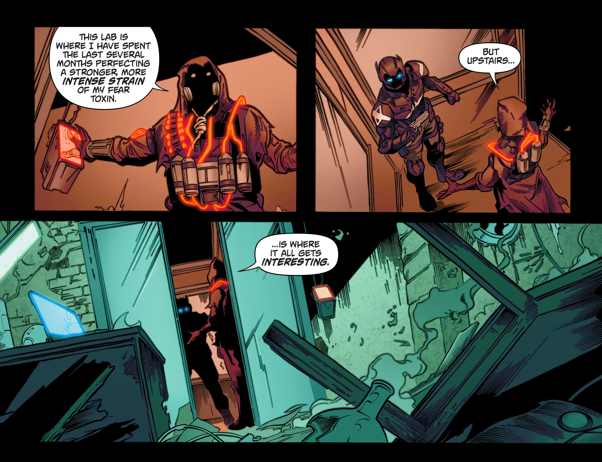 Batman: Arkham Knight [I] Issue #34 #36 - English 19