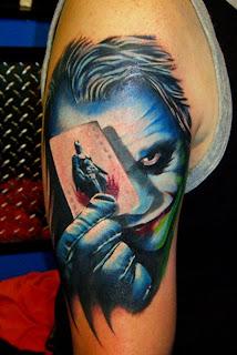 Joker Tattoos - Joker Tattoo Ideas