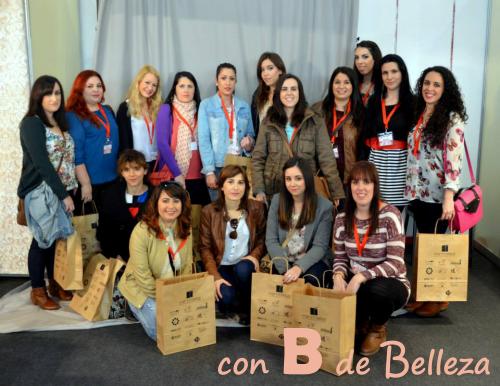 Feria belleza Granada 2014
