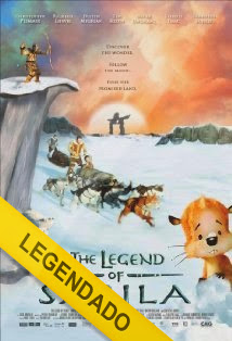 The Legend of Sarila – Legendado