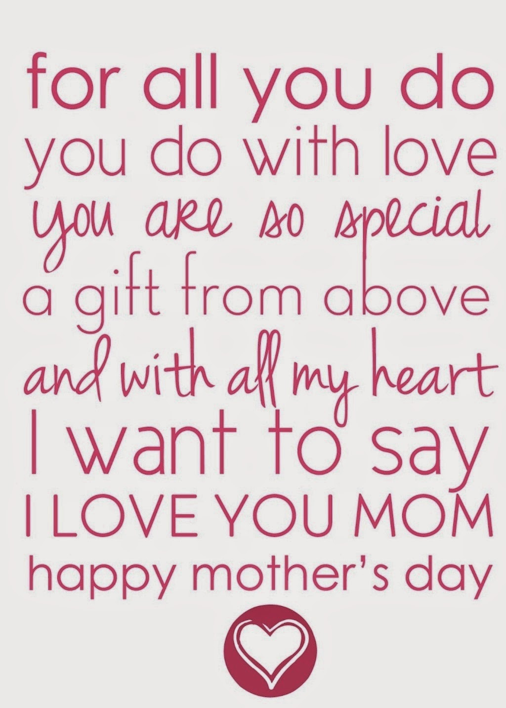 mothers day wallpapers hd with messages