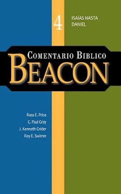 Comentario Bíblico Beacon-Tomo 4-