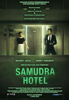 Poster Film Samudra Hotel