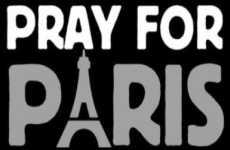 #PrayforParis y #TodosSomosParís: los hashtags usados por los usuarios en las redes sociales para solidarizarse por los atentados en París