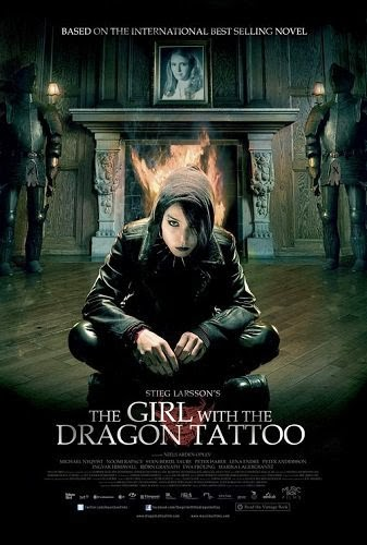 The Girl with the Dragon Tattoo 2009 Hindi Dubbed BRRip 300mb