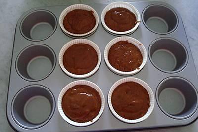Muffin al Nesquik 4