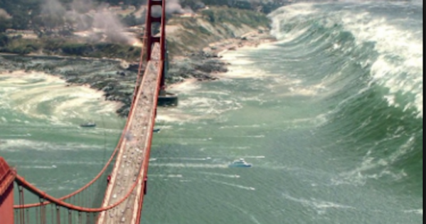ALERT – 9.2+ Mega-Quake IMMINENT; FEMA Warns 100 Ft Tsunami Will Hit West Coast [VIDEO]