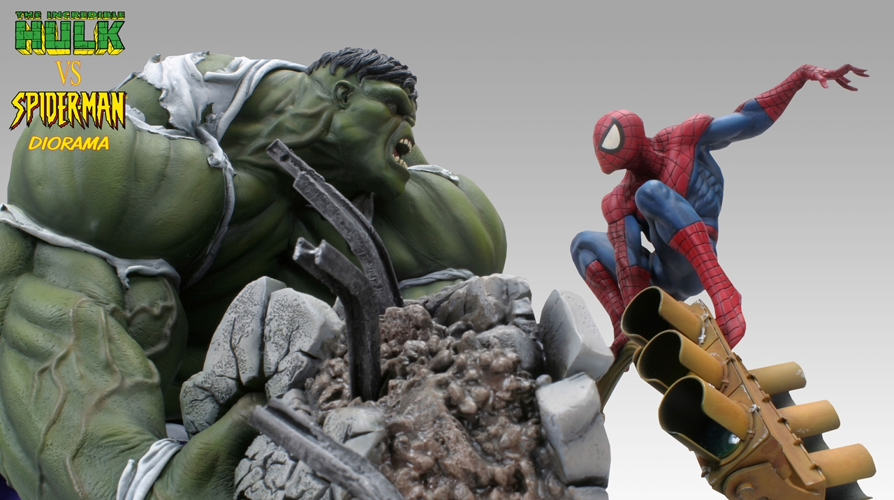 Incrivel Hulck Cheap o planeta proibido: o incrÍvel hulk vs. homem-aranha (sideshow)