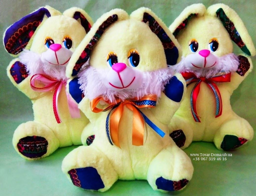 Заяц игрушка фото