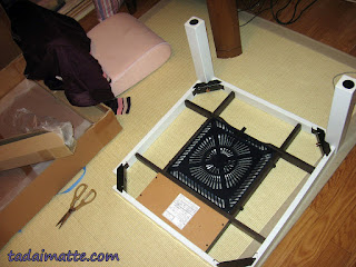 Japanese kotatsu heating element