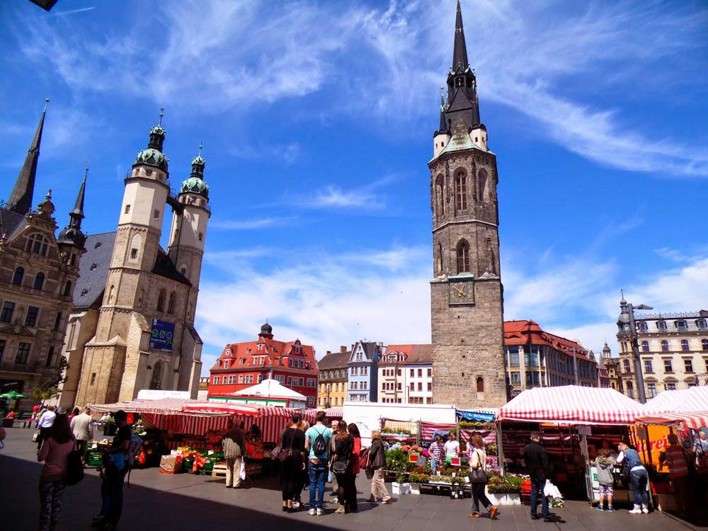 Markplatz Halle