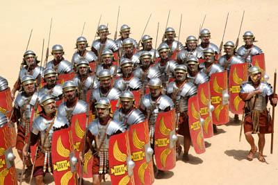 Римская Армия Опцион