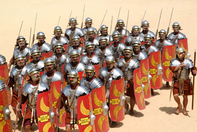 an overview of the roman army and its role in the roman empire He was not supposed to get married while he was a soldier most soldiers in the  roman empire came from countries outside italy there were roman soldiers.