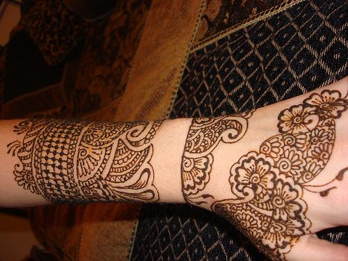 Mehndi Drawings Simple Designs : Mehndi design simple